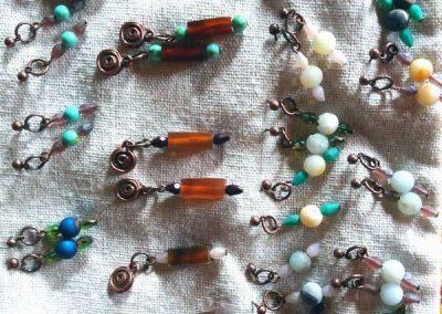 créations bijoux à Codalet par Carole Martinez