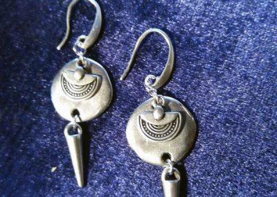 créations bijoux atelier de bijoux ethniques à Codalet 66