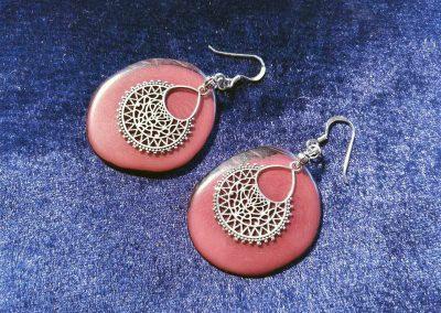 créations bijoux fantaisie à Codalet 66 par Carole Martinez