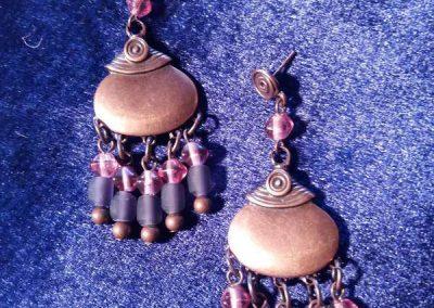 Carole Martinez Créatrice de bijoux ethniques Prades